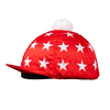 RS Satin Hat Cover - Stars