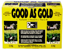 TRM GOOD AS GOLD