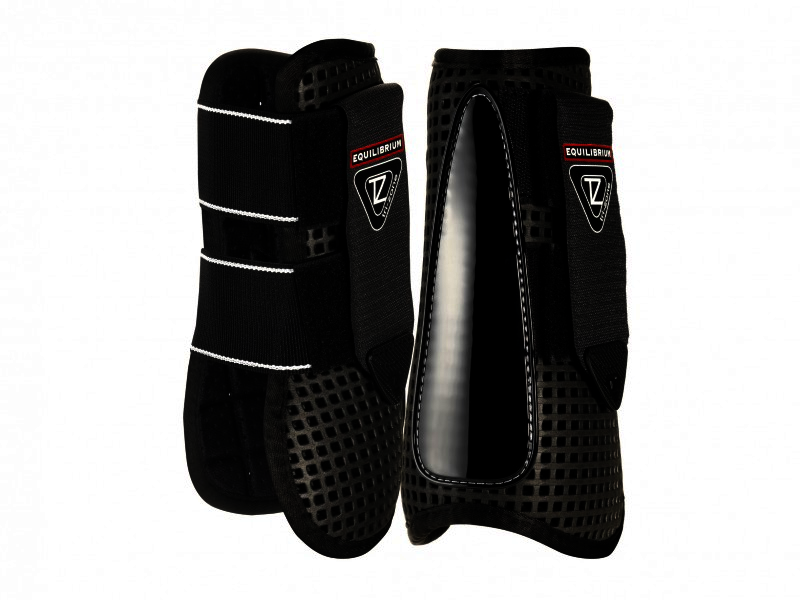 Tri-Zone Open Fronted Tendon Boots
