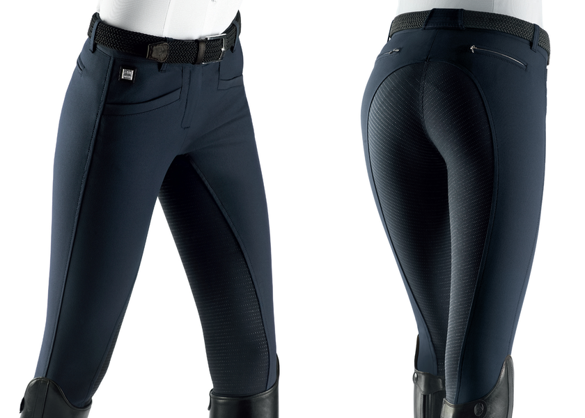 Equiline Ladies Breeches Cedar