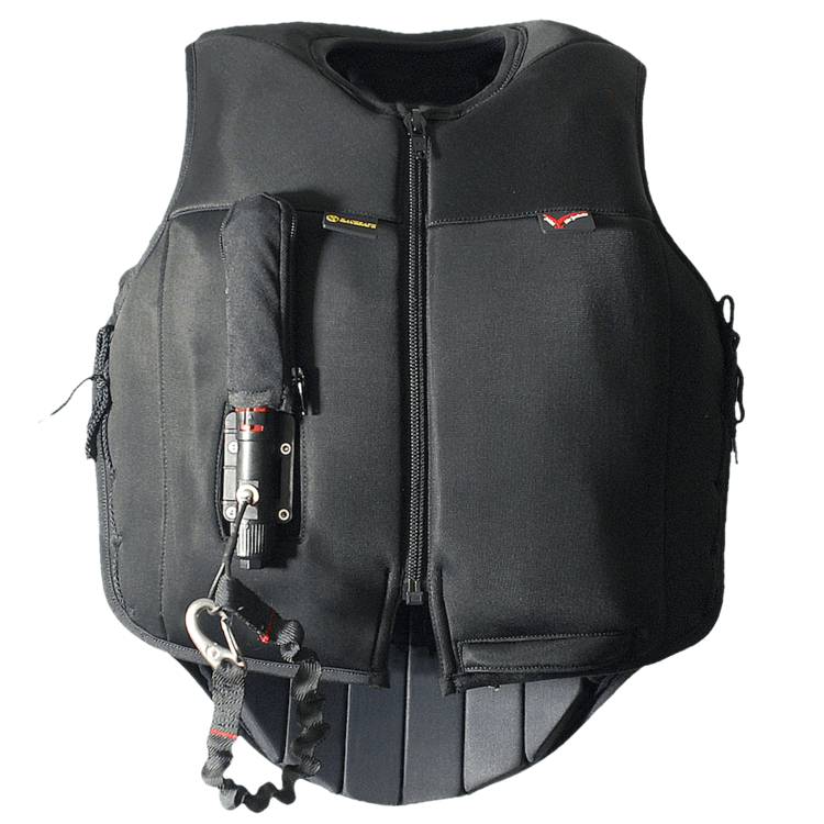 P2-RS Hybrid Body Protector and Airbag in One