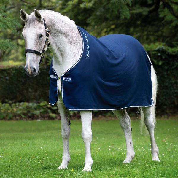 Pony Decken: Horseware Rambo Cotton Cooler Abschwitzdecke: Williams