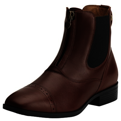 Ariat® Ladies Challenge Square Toe Zip Paddock