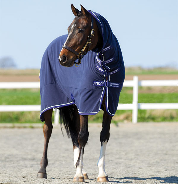 Horseware Amigo All-In-One Fleece