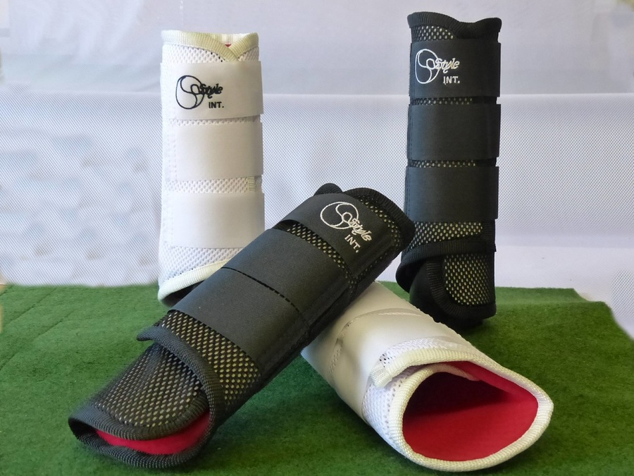 Style Air Eventing Boots Front