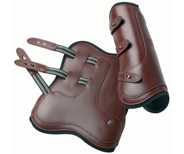 Prestige Leather Jumping Boots