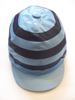 RS Satin Hat Cover - Hoops