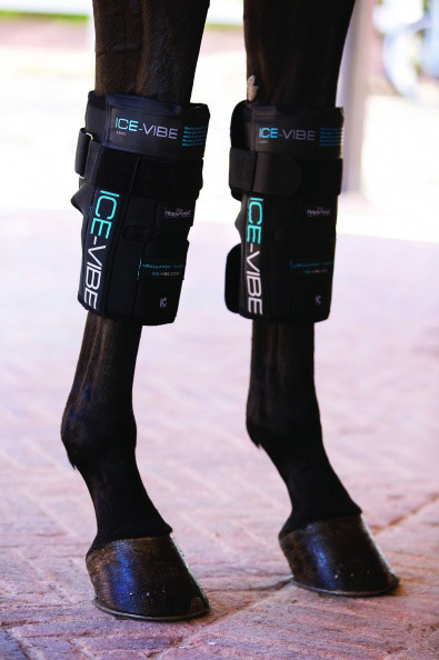 ICE-VIBE Knee Boots